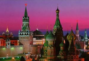 Kremlin-Twilight