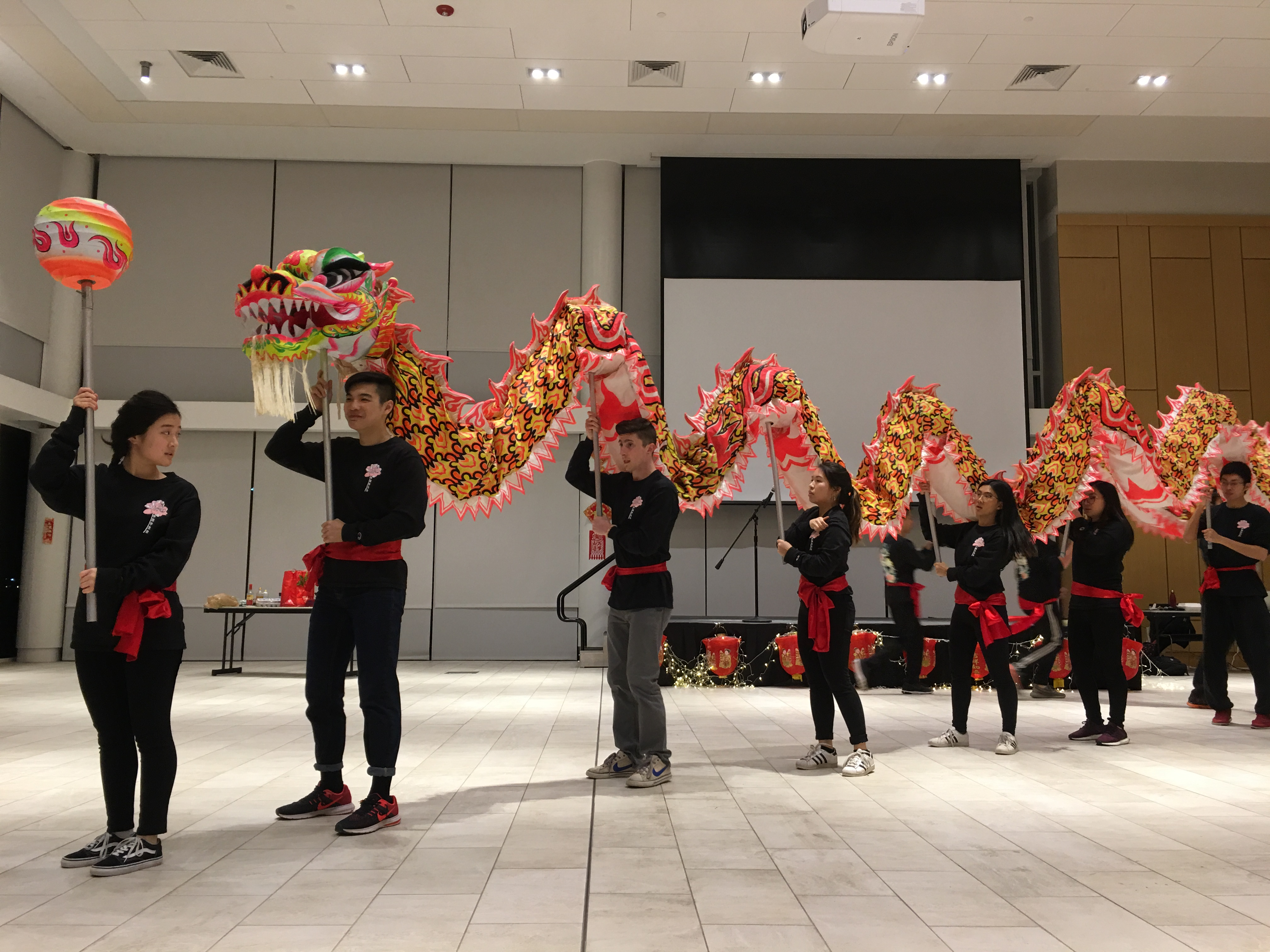 TCNJ Chinese Students Association presented an energetic, exuberant and  cheerful program, celebrating the 2018 Year of the Dog with friends from  all ...